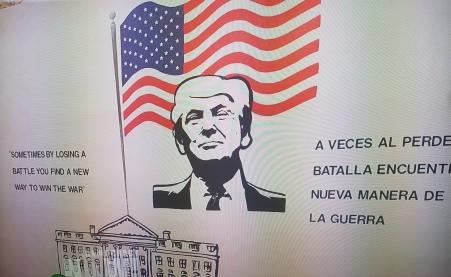 trump mural 2018